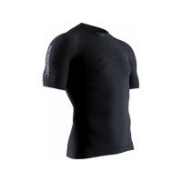 X-BIONIC® EFFEKTOR RUN SHIRT 4.0 Men OPAL BLACK/ARCTIC WHITE