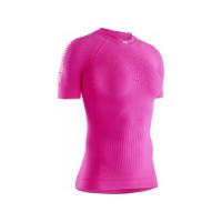 X-BIONIC® EFFEKTOR RUN SHIRT 4.0 Women NEON FLAMINGO/ARCTIC WHITE