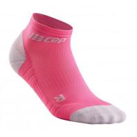 Cep Low Cut Socks 3.0 Rose/Light Grey