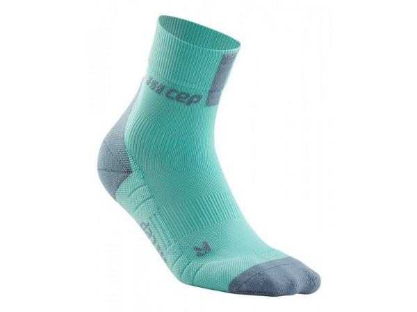 Cep Short Socks 3.0 Ice/Grey