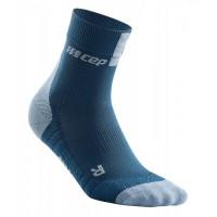 Short Socks 3.0 Blue/Grey