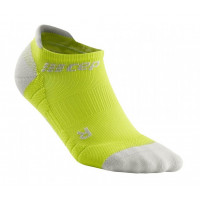 No Show Socks 3.0 Lime/Light Grey