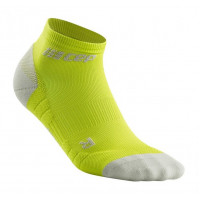 Low Cut Socks 3.0 Lime/Light Grey