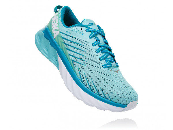 HOKA one one Arahi 4 1106474-ASCS Antiqua Sand/Caribbean Sea