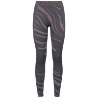 Odlo BLACKCOMB Base Layer Pants 187071-10475  odyssey gray - mesa rose