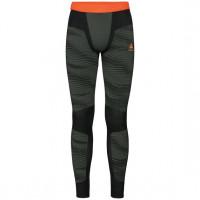 Men's BLACKCOMB Base Layer Pants 187072-40258  climbing ivy - black - orange clown fish
