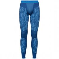 Men's BLACKCOMB Base Layer Pants 187072-20669   estate blue - directoire blue - directoire blue