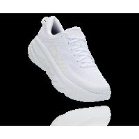 HOKA one one Bondi 7 1110518-WWH WHITE / WHITE