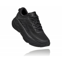 HOKA one one Bondi 7 1110519-BBLC BLACK / BLACK