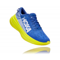 HOKA one one Carbon X 1102887-ABEP AMPARO BLUE / EVENING PRIMROSE
