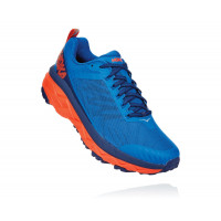 HOKA one one Challenger ATR 5 1104093-IBMR Imperial Blue/Mandarin Red