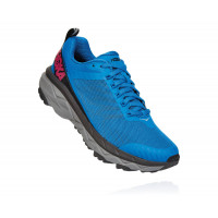 HOKA one one  Challenger ATR 5 1104094-IBPP IMPERIAL BLUE / PINK PEACOCK