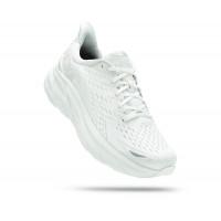 HOKA one one Clifton 8 1119393-WWH WHITE / WHITE