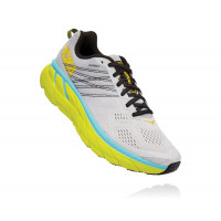 HOKA one one Clifton 6 1102872-LRNC Lunar Rock/Nimbus Cloud