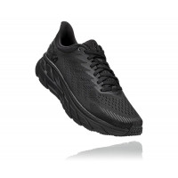 HOKA one one Clifton 7 1110508-BBLC BLACK / BLACK
