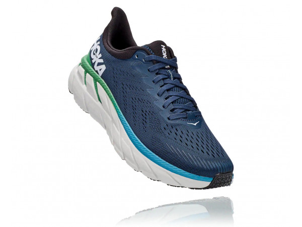 HOKA one one Clifton 7 Wide 1110534-MOAN MOONLIT OCEAN / ANTHRACITE