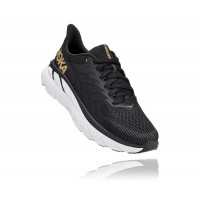HOKA one one Clifton 7 1110509-BBRNZ BLACK / BRONZE