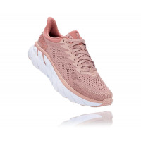 HOKA one one Clifton 7 1110509-MRCB MISTY ROSE / CAMEO BROWN