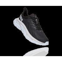 HOKA one one Clifton Edge 1110511-BWHT BLACK / WHITE