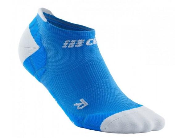 Cep No Show Socks Ultralight Blue/Light Grey