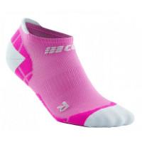 Cep No Show Socks Ultralight Pink/Light Grey