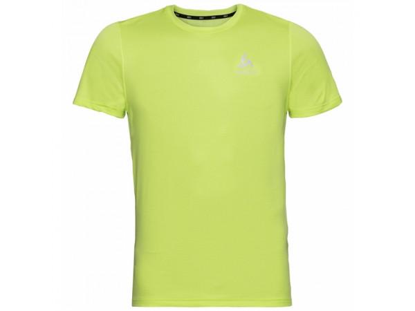 Odlo Men's ZEROWEIGHT T-Shirt 312612-40309 Green Glow