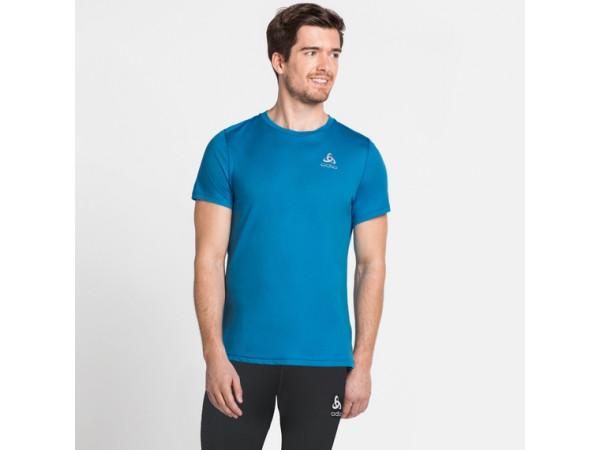 Odlo Men's ZEROWEIGHT T-Shirt 312612-21900 Blue Aster