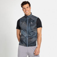 Odlo Men's ZEROWEIGHT Running Vest 322922-20680 China Blue