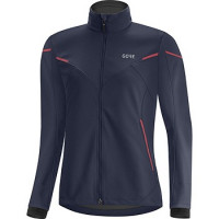 GORE® R5 Women GORE-TEX INFINIUM™ Jacket orbit blue/hibiscus pink