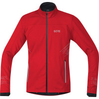 GORE® R5 GORE® WINDSTOPPER® Jacket Red