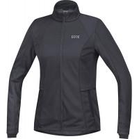 GORE® R5 Women GORE® WINDSTOPPER® Jacket Terra Grey