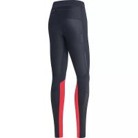 GORE® R5 Women GORE-TEX INFINIUM™ Tights black/hibiscus pink