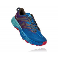 HOKA ONE ONE Speedgoat 4 1106527-IBPP Imperial Blue/Pink Peacock
