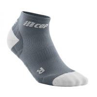 Cep Low Cut Socks Ultralight Grey/Light Grey