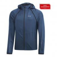 GORE® R3 GORE® WINDSTOPPER® Zip-Off Jacket Deep water blue