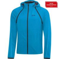 GORE® R3 GORE® WINDSTOPPER® Zip-Off Jacket Dynamic cyan