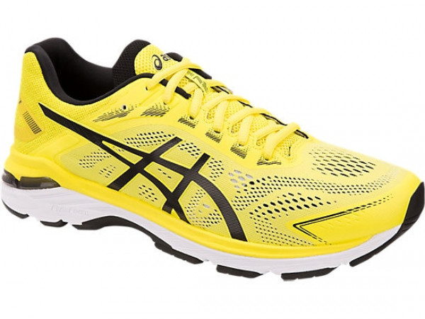 ASICS GT-2000 7 1011A158 - 750 LEMON SPARK/BLACK