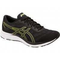 Asics GEL-EXCITE 6 1011A165 - 002 BLACK/HAZARD GREEN