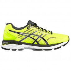 ASICS GT 2000 5 Men T707N - 0790 SAFETY YELLOW/BLACK/SILVER