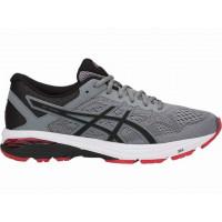 Pánska obuv Asics GT-1000 6 T7A4N-1190 stone gray/black/classic/red