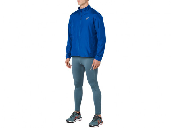 Bunda Asics SILVER JACKET 2011A024 - 405 ILLUSION BLUE