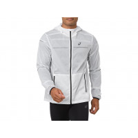 Bunda Asics LITE-SHOW JACKET 2011A319 - 100 BRILLIANT WHITE