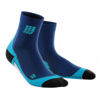 ponožky krátke Cep M  Compression 4051526840-M9 DeepOceanHawaiiblue