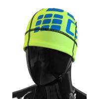 Bežecká čiapka CEP Zelená Fluo/Elektrická modrá