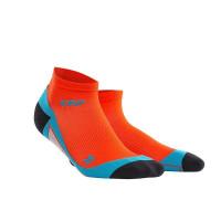 Ponožky členkové CEP M Compresion 404977243-M12 SunsetHawaiiBlue
