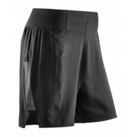 Volné bežecké šortky M CEP Black