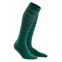 Bežecká čelenka CEP Neon/Grey