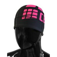 Bežecká čiapka CEP Black/Pink