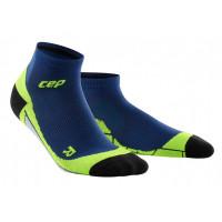 Ponožky členkové CEP M Compression 405152684-M8 deepOceanGreen