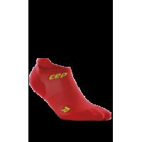 Ponožky nízke CEP M Ultralight 404977236-M3 RedGreen